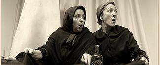 """Obra de teatre """"Per fer tarrons van tindre raons"""" a favor d'ADIA"""